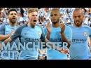Manchester City | GREATEST European Moments | Aguero, De Bruyne, Kompany, Silva| BackTrack