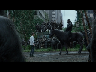 [war for the planet of the apes] the apes saga: an homage