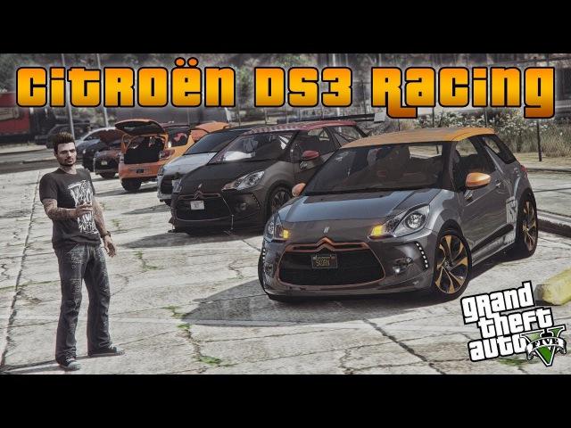 Gta 5: Citroen DS3 Racing (Showcase) [RELEASE]