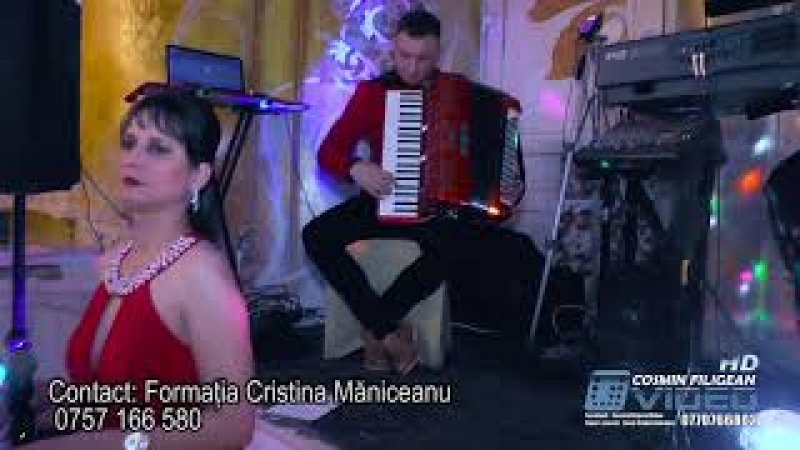 FORMATIE NUNTI VALCEA PITESTI CRAIOVA CRISTINA MANICEANU 2018 COLAJ MUZICA DE PETRECERE LIVE