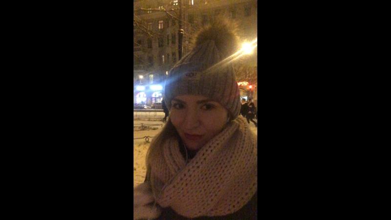 Анна Баклыкова Live