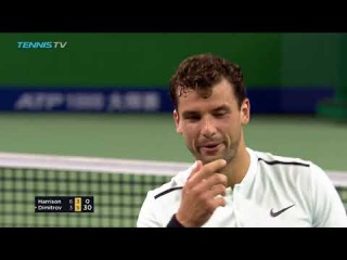 Best Hot Shots and Rallies   Shanghai Rolex Masters 2017