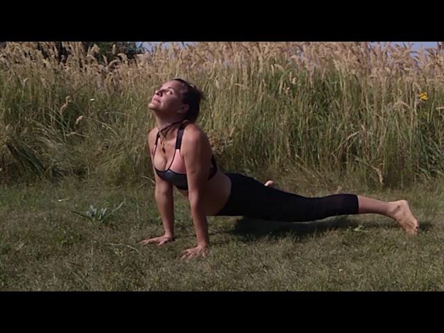 Что есть Спонтанная Кундалини и йога Потока Энергетический самомассаж