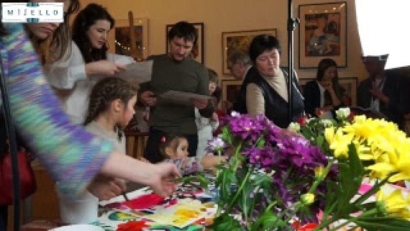 Презентация корейских красок Mijello с Еленой Мороз