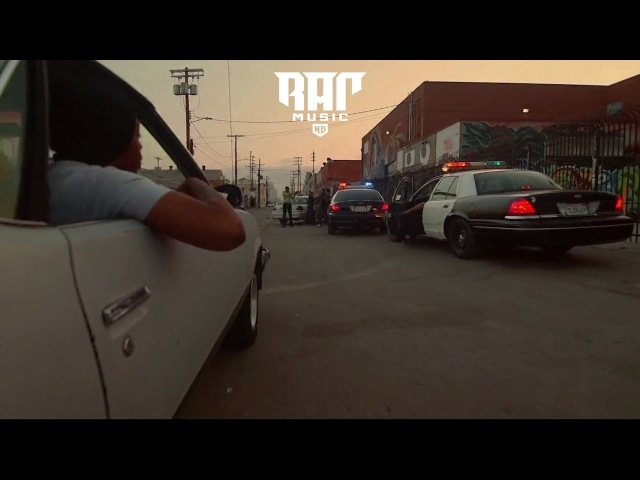 The Notorious B.I.G. ft. 2Pac - Runnin' (Izzamuzzic Remix) / 24 hours in criminal LA