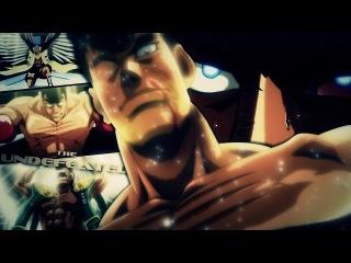 Takamura Mamoru Tribute - THE UNDEFEATED [Hajime No Ippo AMV/ASMV]