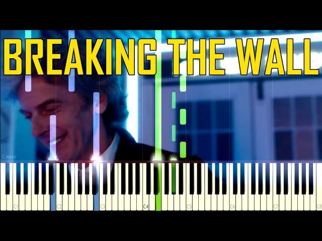 Breaking The Wall The Shepherd's Boy 12th Doctor's Regeneration 2nd Edit Doctor Who Piano