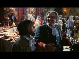 Сказ про то, как царь Пётр арапа женил (1976) - исторический, мелодрама, реж Александр Митта