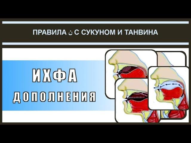 Айман Сувейд 24 Правила нун с сукуном ИХФА дополнения с субтитрами