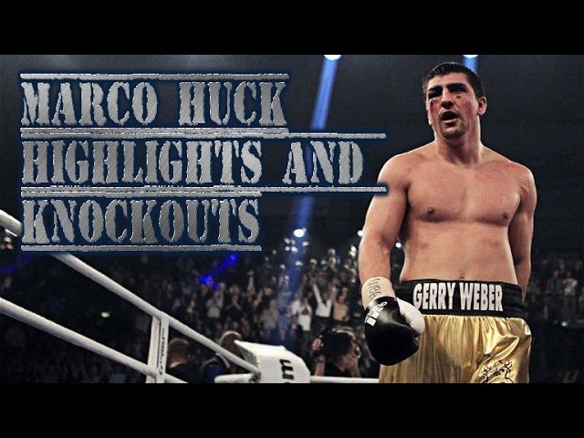 Marco Huck - Highlights Knockouts