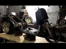 Постройка Rucksters customs gy6 210cc на базе Рукуса (Ruckus Zoomer) home made