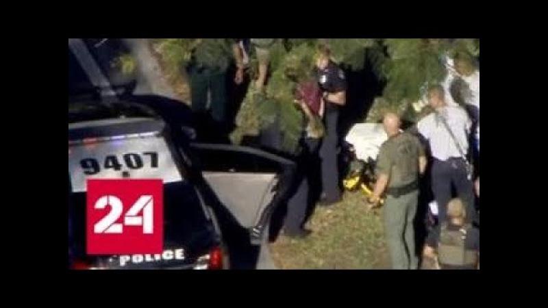 Губерантор Флориды потребовал отставки директора ФБР из за убийств в школе Россия 24