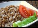 Как правильно сварить гречку, рассыпчатой и вкусной. Как варить гречку, видео рецепт