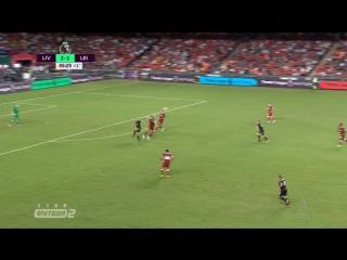 Ливерпуль - лестер asian trophy 44 - конец