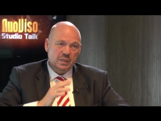 """""""Die Staatskrake"""" – soziale Gerechtigkeit – was soll das sein- Dr- Torsten Voss im NuoViso Talk"""