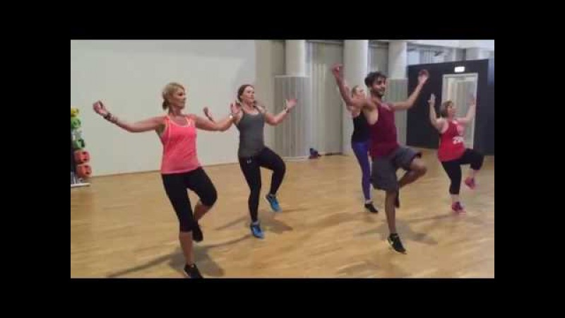 Turkish POP Choreo by Frikki FÁZ Zumba World Class Iceland