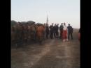 Военно исторический фестиваль на Федюхиных высотах Построение после боя