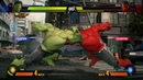 Marvel Vs Capcom Infinite - Spider man and Hulk Vs Venom and Red Hulk
