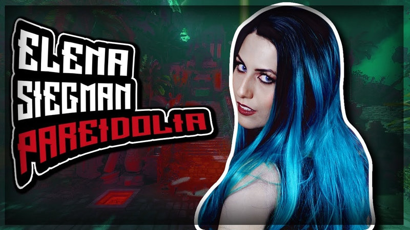 Elena Siegman - Pareidolia (Zombie Metal Cover) Call of Duty: Black Ops - Shangri-La Easter Egg song