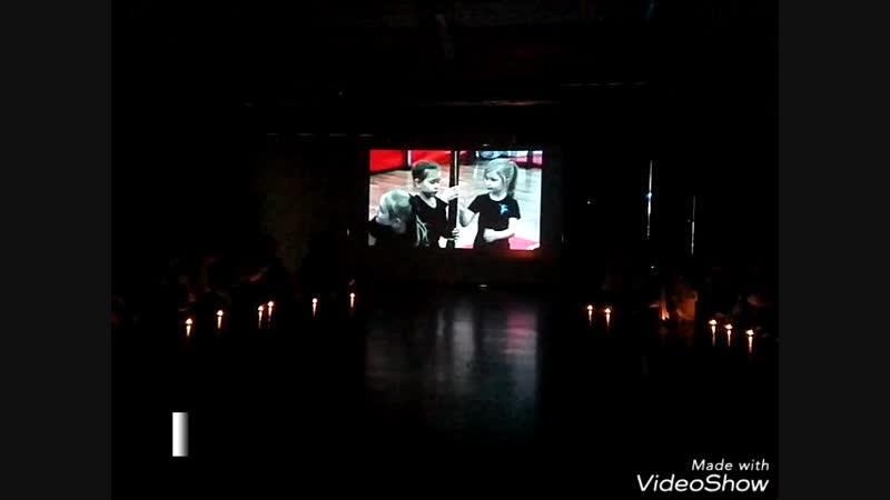 Показ нашего Кино 🎬🎥 Новогодняя открытка ✨ Старшая Группа 🎭 Театральная Студия Ольги Мухиной Ом 🎭 СПБ 2018г