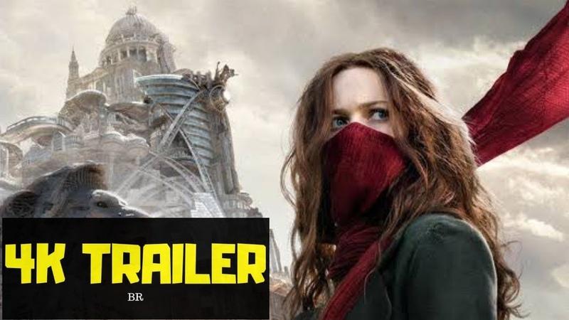 Máquinas Mortais trailer Oficial   4K BR