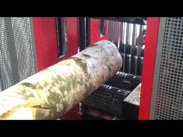 Trak Met PRU 570 - 8 walcowy Вертикальная пилорама, trak ramowy,sawmill vertical