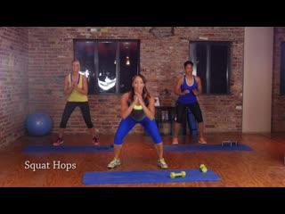 360 transformation - strength upper body - level 1 - basheerah ahmad