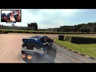 Subaru WRX STi Rallycross (DiRT Rally)