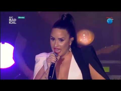 Demi Lovato - Neon Lights /Give Your Heart A Break /Really Don't Care (Live in Rock in Rio Lisboa)