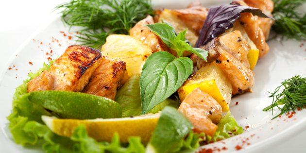 8 способов замариновать мясо для шашлыка, изображение №2