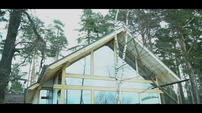 Отзыв от посещения строящегося фахверкого дома Берген от Экокомплект.mp4