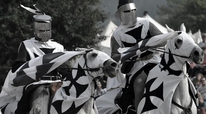 Тевтонский орден и его влияние в Германии. | ВКонтакте