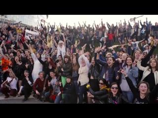 Живяком/ thirty seconds to mars the kill (rocknmob #6, moscow)