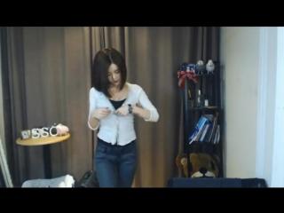 Korean bj 3 webcam sexy dance танец сексуальной корейской девушки
