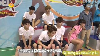 [Vietsub][Show] 120716 Do Your Best - EXO-M [mHD]