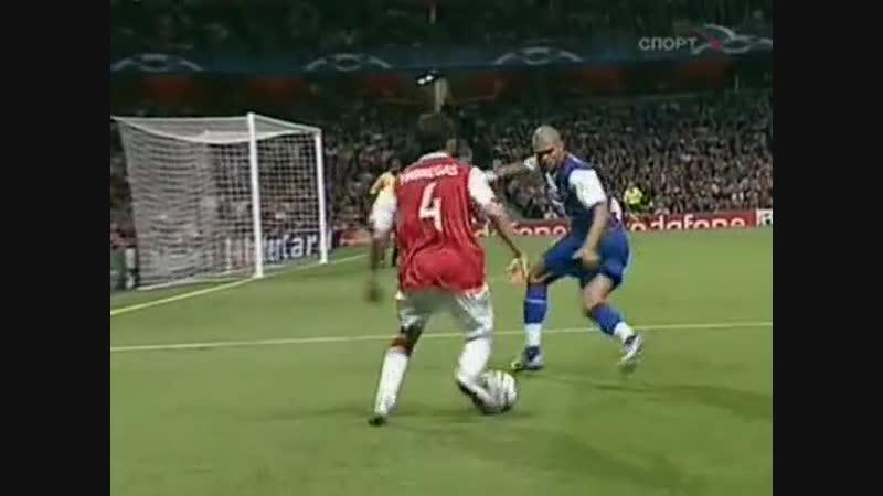 158 CL-2006/2007 Arsenal FC - FC Porto 2:0 (26.09.2006) HL