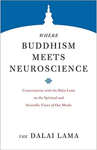 Book cover Where Buddhism Meets Neuroscience Conversations with the Dalai Lama on the Spiritual and Scientific Views of Our Minds