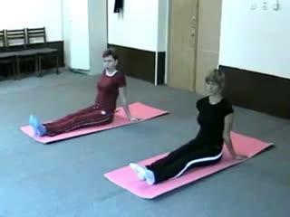 Лечебная гимнастика при артрозе тазобедренного сустава. Полный комплекс упражнен