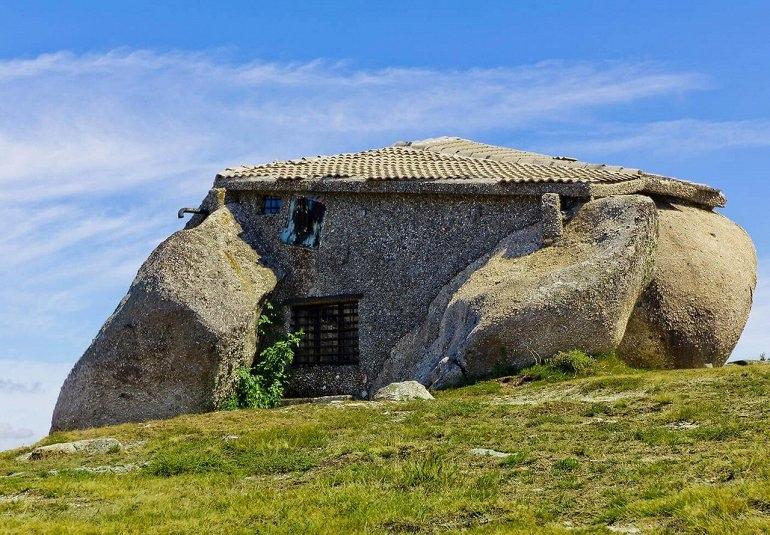 Каса Пенедо - португальский Каменный Замок, изображение №3