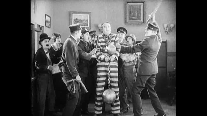 Das goldene Zeitalter der Stummfilm Komödien dt Voice over Version 1959