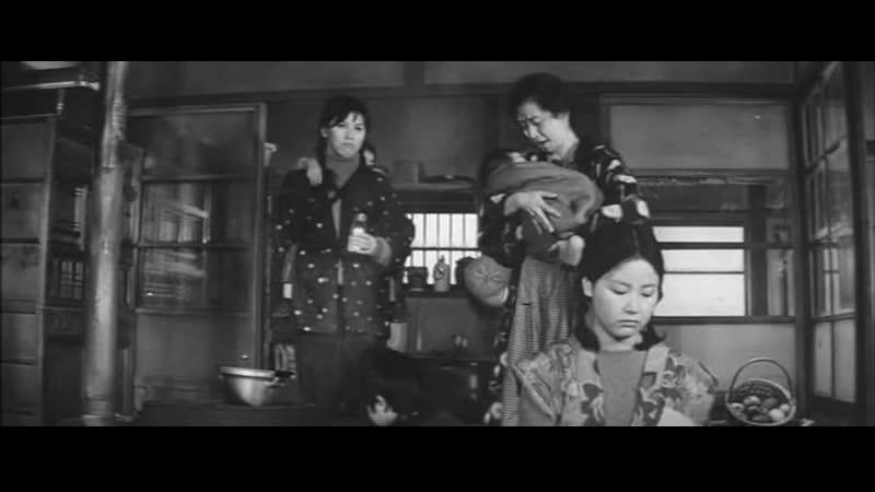 Сегодня жить, умереть завтра / Hadaka no jûkyû-sai (1970) Канэто Синдо / Япония