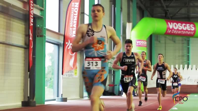 Aquathlon Indoor de Vittel 28 février 2016