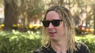 Full Interview: Underoath lead singer Spencer Chamberlain speaks on Grammy nomination