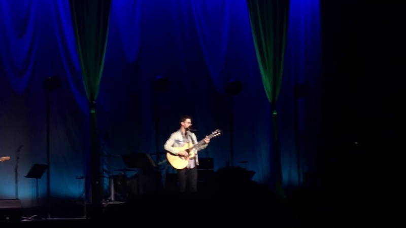 Darren Criss- I Dreamed A Dream (LMDC Tour Manchester)