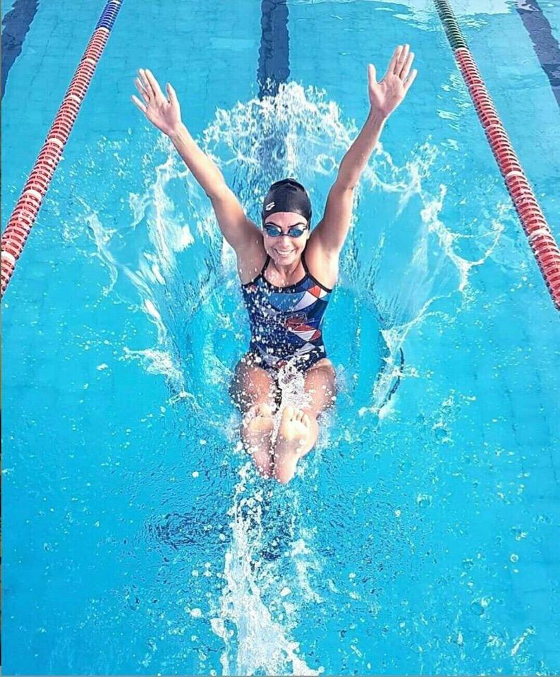 Можно ли сбросить вес плавая в бассейне