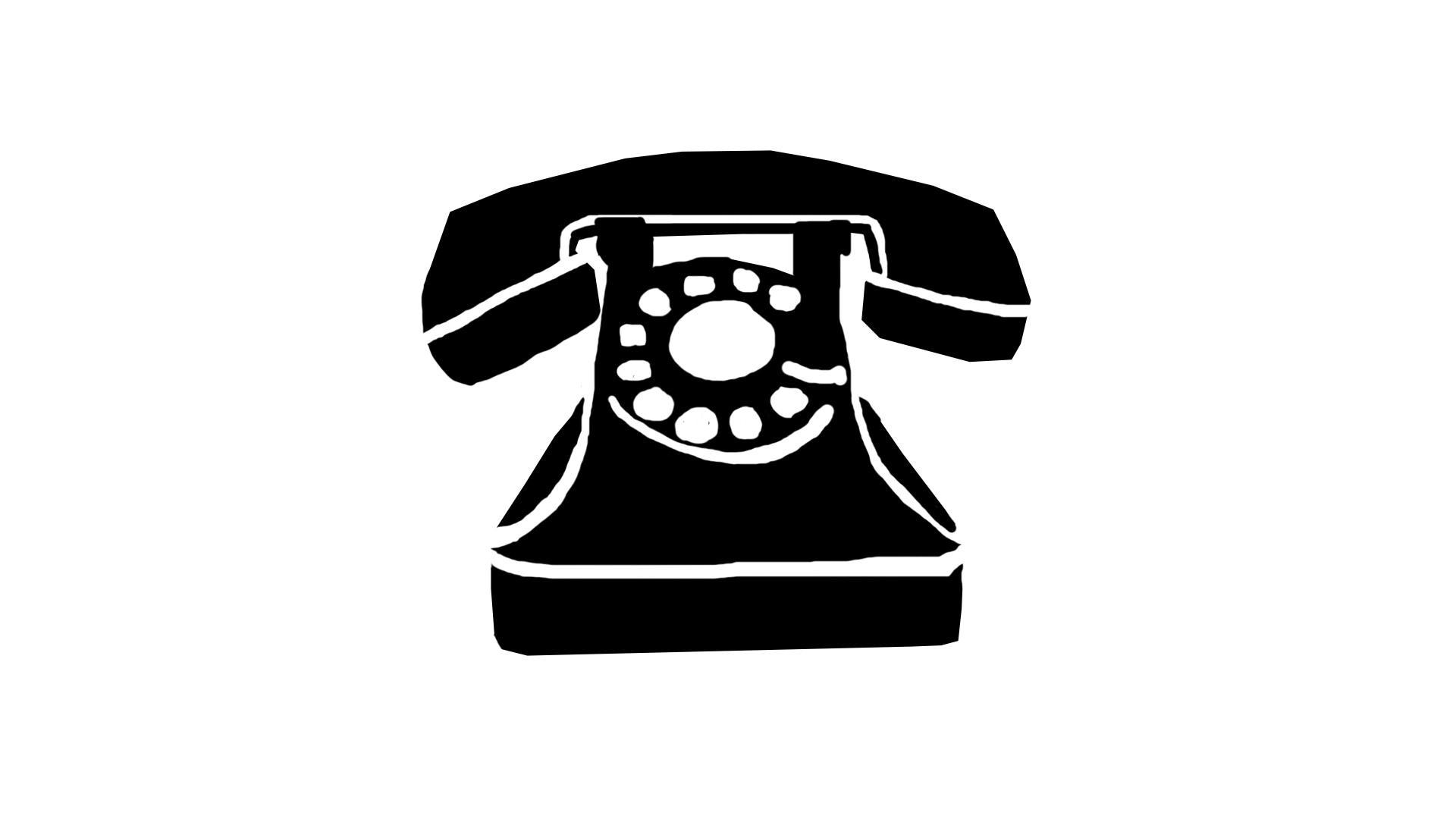 анимационная картинка звонящий телефон что самый хороший