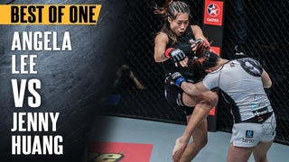 ONE: Angela Lee vs. Jenny Huang | March 2017 | FULL FIGHT