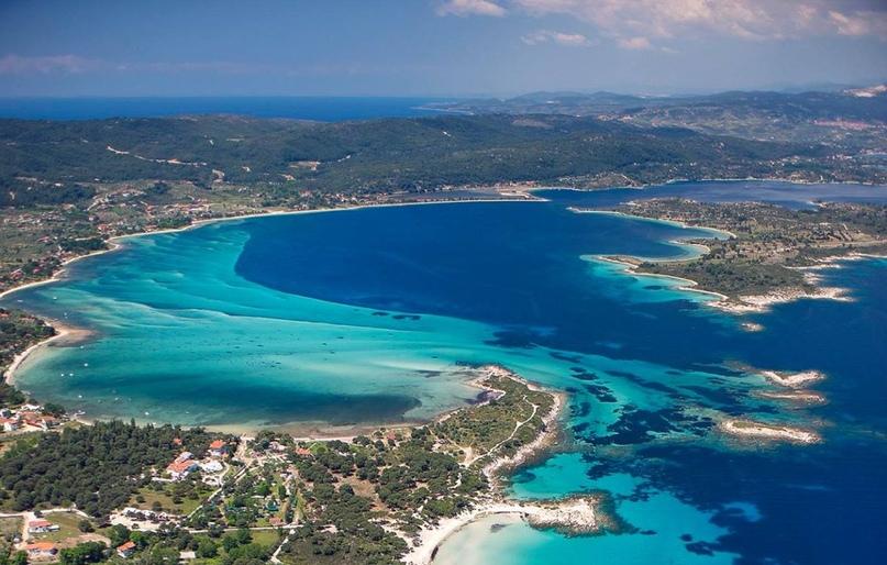 Греческий полуостров Халкидики, изображение №2