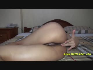 AsianStreetMeat - Satick anal (720p)