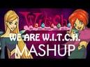 W.I.T.C.H. | We Are W.i.t.c.h. (USA Opening) TWO VERSIONS COMBINED! | Mashup